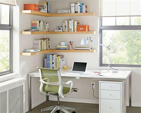 bureau avec etageres le bureau avec étagère designs créatifs archzine fr