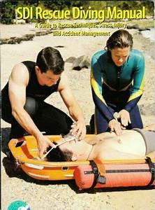 Sdi Rescue Diving Manual  A Guide To Rescue Techniques