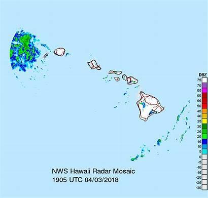 Radar Kauai Weather Oahu Maui Flash County