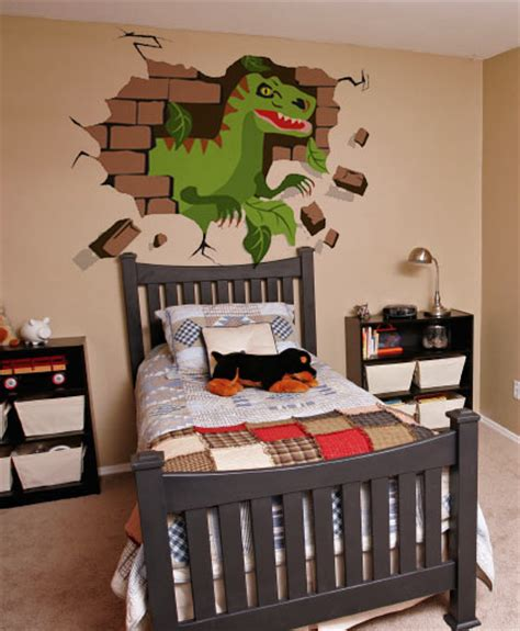 Dinosaur Decor Ideas Diy Dinosaur Decor  Off The Wall