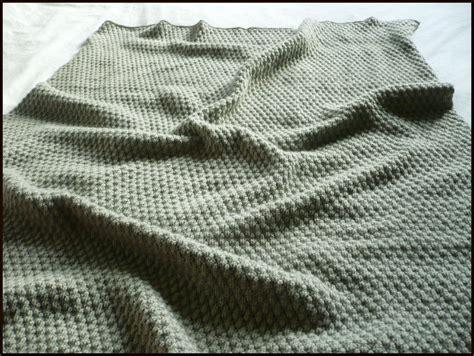 tricoter un plaid en tricoter un plaid
