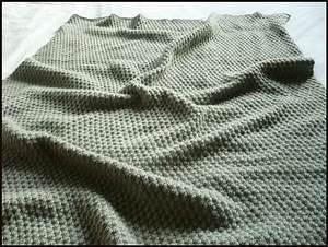 Tricoter Un Plaid En Grosse Laine : tricoter un plaid ~ Melissatoandfro.com Idées de Décoration