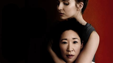sandra oh on killing eve killing eve new trailer for sandra oh spy thriller den