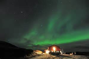 Northern Lights Igloo Hotel Iceland