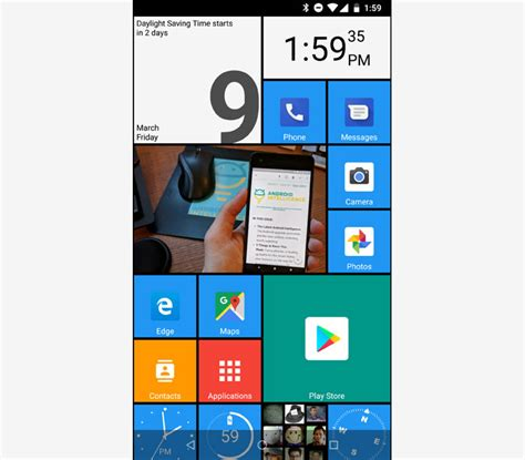 how to create a complete microsoft experience on android computerworld