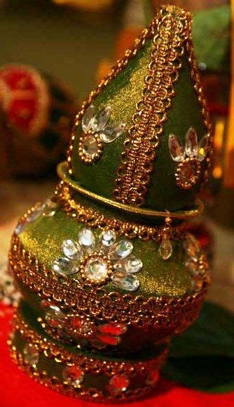 indian wedding coconut beautiful wedding decorations