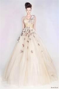 rami kadi 2013 les jardins suspendus collection With embroidered wedding dress