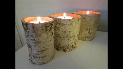 Kerzenständer Selber Machen by Kerzenhalter Selber Machen Einfach Schnell G 252 Nstig