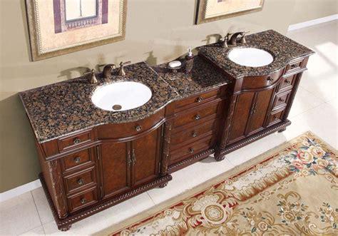 Double Bathroom Vanity Sink Cabinet