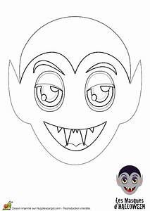 Dessin Citrouille Facile : coloriage tete de vampire sur ~ Melissatoandfro.com Idées de Décoration
