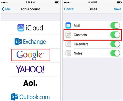 how to sync iphone contacts to gmail how to sync contacts with iphone x 8 plus 8 7 6s 6 20343
