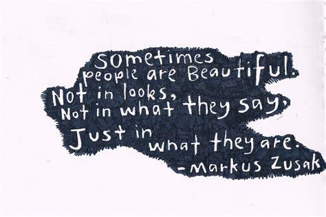 Markus Zusak Quotes Quotesgram