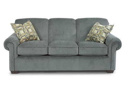 fabric sofas and sectionals flexsteel living room fabric sofa 308895 signature
