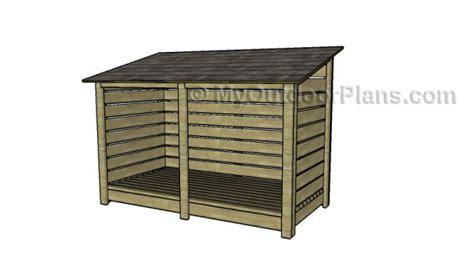 firewood storage shed plans 16 free firewood storage shed plans free garden plans