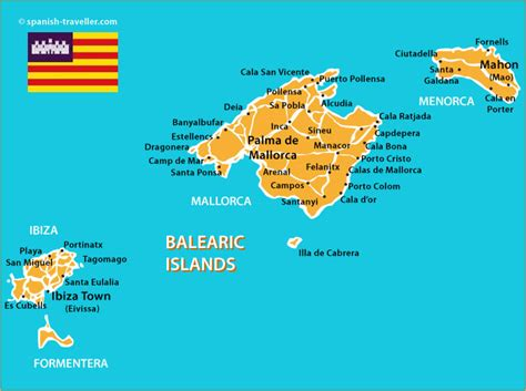 Balearic Islands A Handy Travel Guide To The Balearic