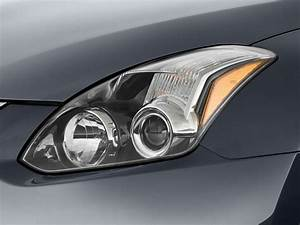 2010 Nissan Rogue Fog Lights Image 2010 Nissan Altima 2 Door Coupe I4 Cvt 2 5 S