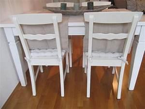 Weiße Farbe Für Holz : wei e st hle landhausstil inspiration design raum und m bel f r ihre wohnkultur ~ Whattoseeinmadrid.com Haus und Dekorationen