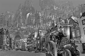 Mad scientists, airships and class: the politics of ...  Steampunk