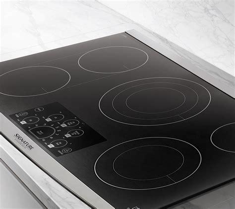 36 inch electric cooktop 36 quot electric cooktop signature kitchen suite