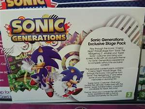 More Details On GAME UKs Sonic Generations DLC Pre Order