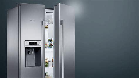 Siemens Kühlschrank Mit Eiswürfel by Side By Side K 252 Hlschrank Ideen Und Bilder Bosch