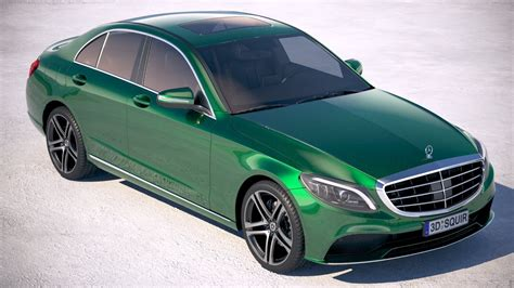 Mercedes C Class Sedan Modification by Mercedes C Class Sedan 2019