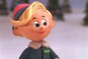 hermey the elf awarded ddg by american dental association president