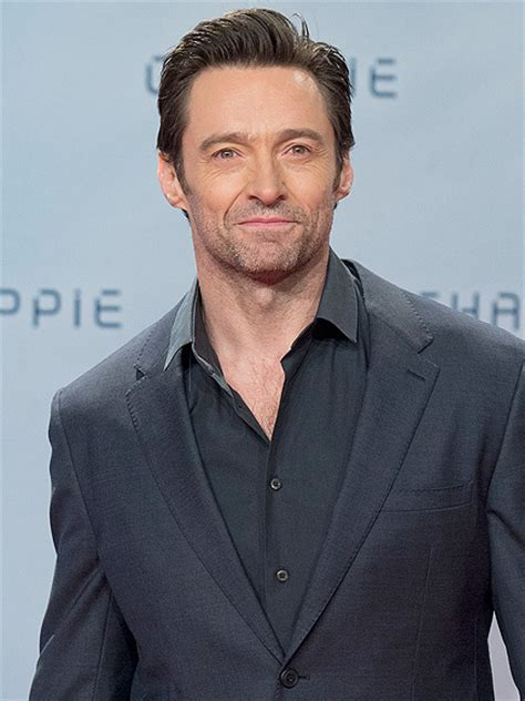 Hugh Jackman: Pan's Blackbeard Says Son Calls Him Black and White Beard : People.com