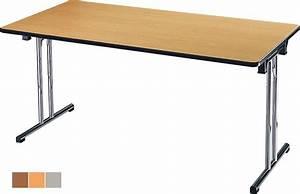 Table Pliable Murale : table pliante rectangulaire alavus ~ Preciouscoupons.com Idées de Décoration