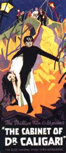 kinh dị the cabinet of dr caligari das cabinet des dr