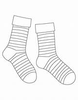 Sock Socks Coloring Template Striped Drawing Syndrome Down Printable Silly Templates Markers Technical Celebrate Getdrawings Blank Elegant Students Getcolorings Newdesign sketch template