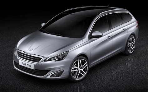 car peugeot 2014 peugeot 308 sw wallpaper hd car wallpapers
