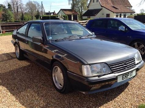 For Sale 1985 Opel Monza Gse 3.0 Amazing Condition