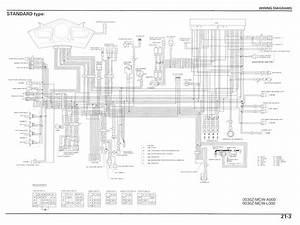 Honda Dio 50 Wiring Diagram