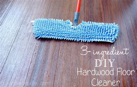 diy hardwood floor cleaner  anna