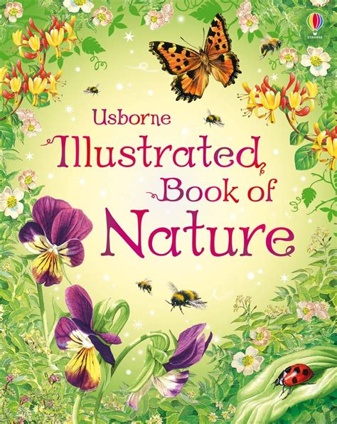 Il Rated Book Of Nature At Usborne Books At Home