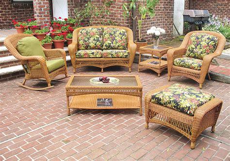 wicker palm springs resin wicker furniture sets golden honey
