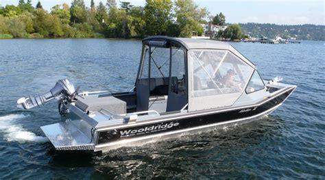Small Pontoon Boat Ottawa by Gallery Wooldridge Boats
