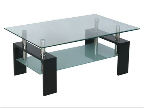 table basse verre tremp 195 169