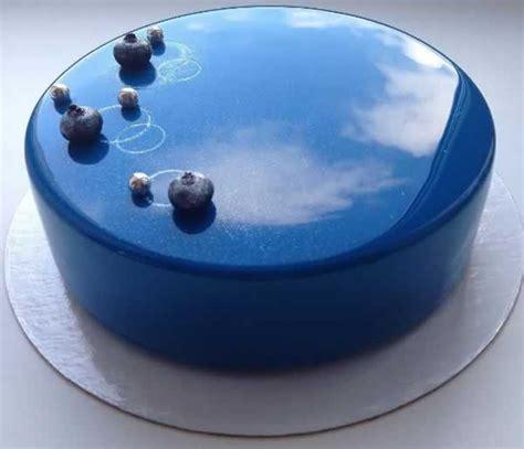 glass cookie marble mirror glaze recipe bake my cake