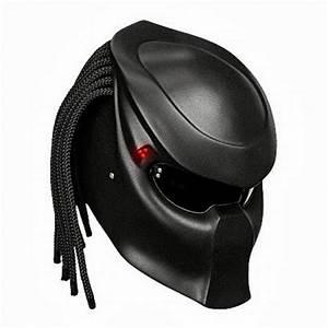 Casque De Moto : casque predator le casque de moto original commentseruiner ~ Medecine-chirurgie-esthetiques.com Avis de Voitures