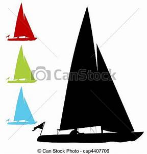 Sailboat Silhouette | Clipart Panda - Free Clipart Images