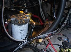 Dodge Ram 2500 Diesel Fuel Filter Location