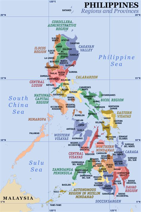 templateregions   philippines image map wikipedia