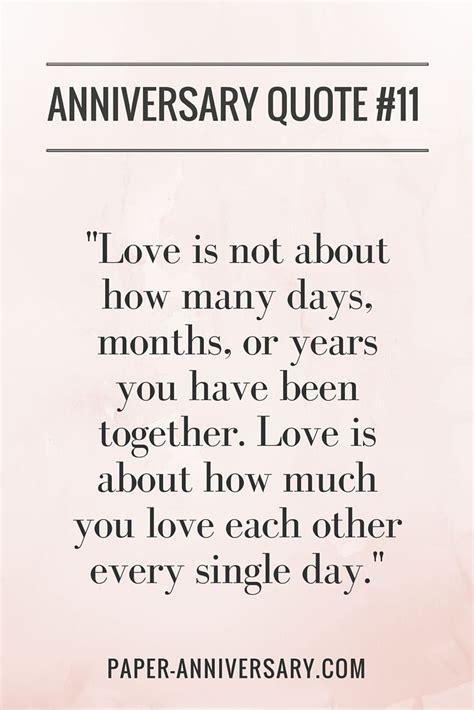 25 best anniversary quotes on happy