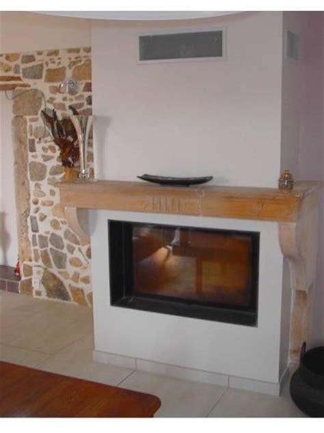 refaire cuisine en bois rénovation cheminée cheminées boisaubert création ou