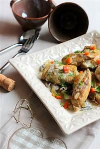 Blanquette de poulet au cidre fermier La Cuisine de Stephy