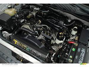 Ford Explorer 2004 Engine Size