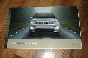 2018 Jeep Compass Owner U2019s Operator Manual User Guide