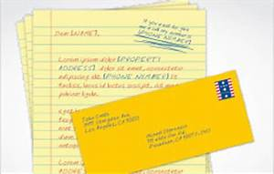 direct mail services custom letter printing iti direct With yellow letters direct mail
